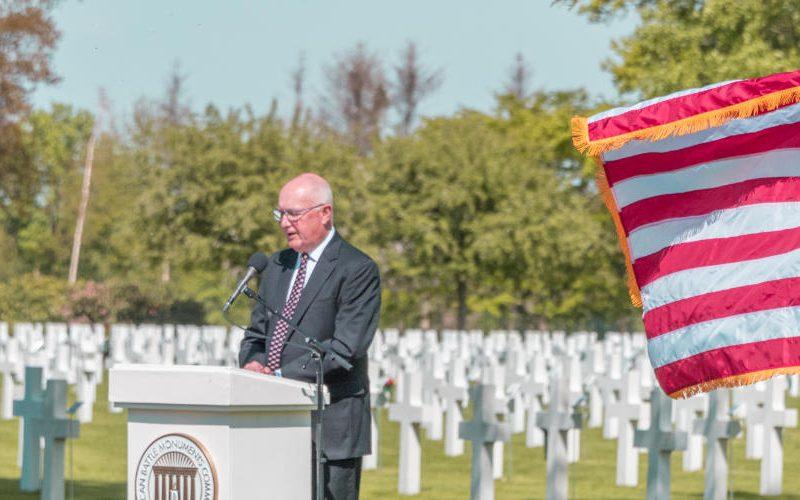 american cemetery margraten