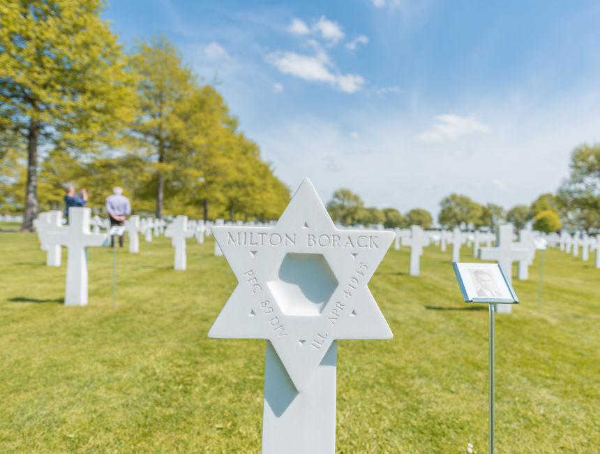 american graveyard margraten