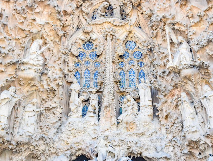 exterior Sagrada Familia