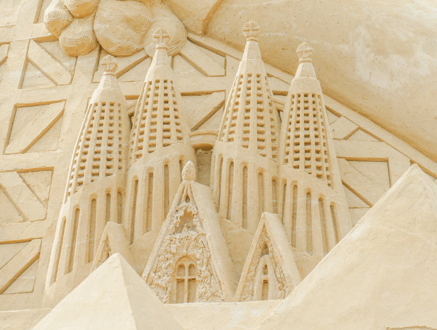 Sagrada Familia skip the line tickets