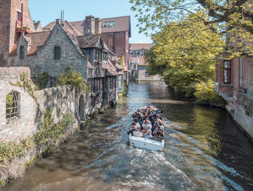 Amsterdam to Bruges tour
