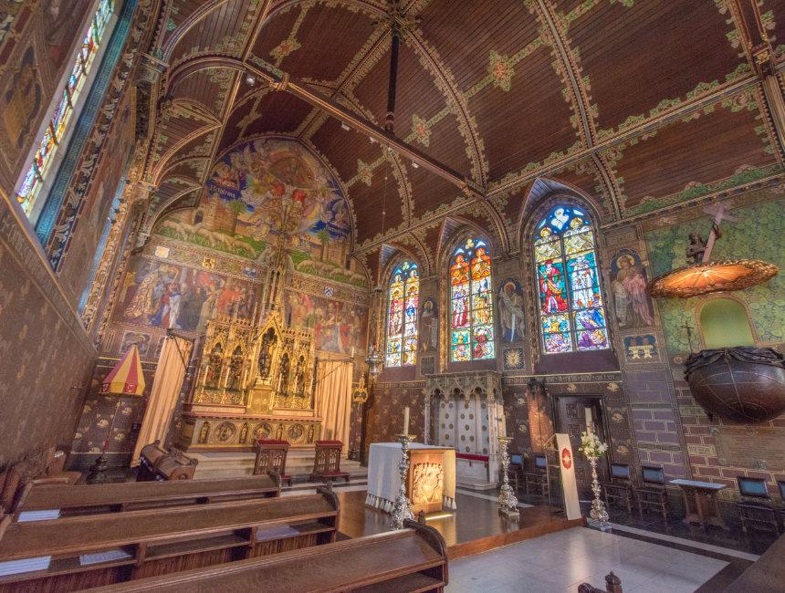 basilica of the holy blood bruges