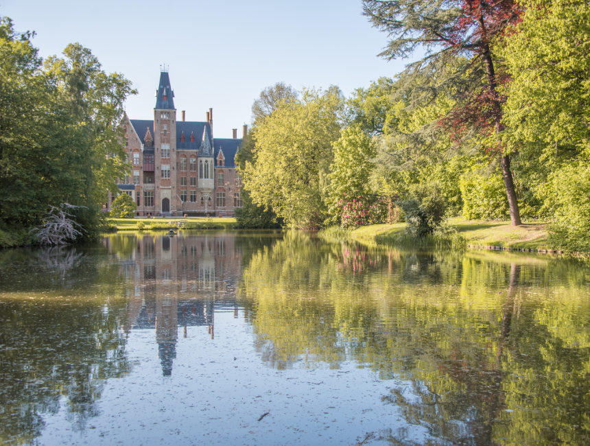 kasteel van Loppem Amsterdam to Bruges