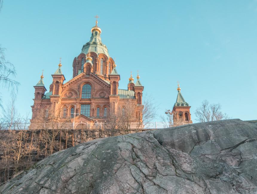 Helsinki day trip Tallinn