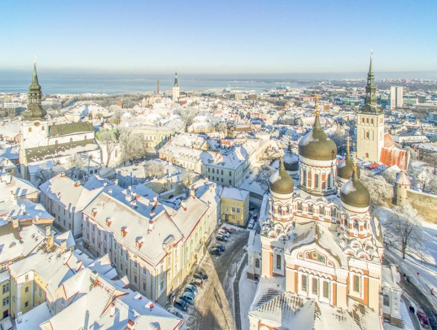 Helsinki to Estonia