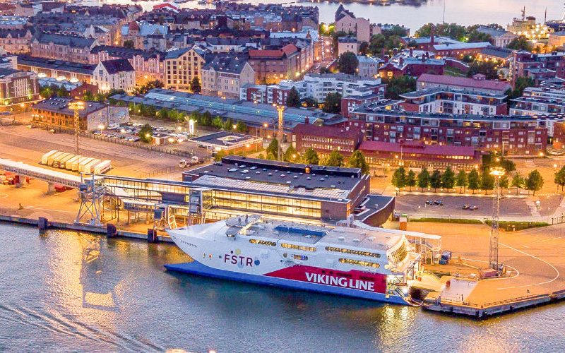 Helsinki to Tallinn
