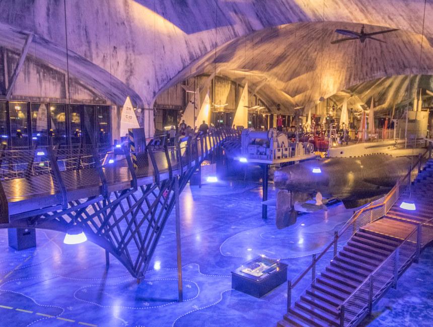 Seaplane Harbour Museum Estonia Tallinn