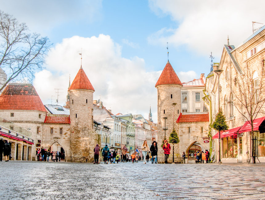 Tallinn to Helsinki day trip