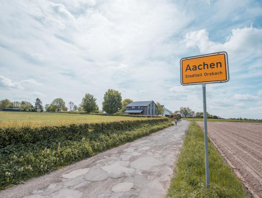 cycling limburg netherlands aachen