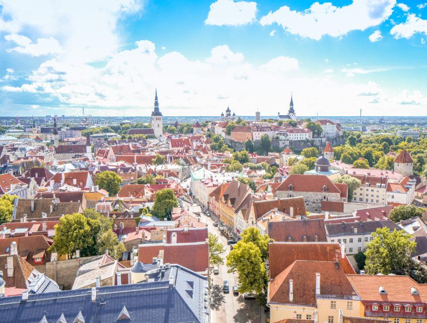 day trips from Helsinki Tallinn