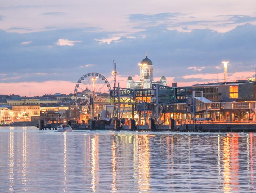 ferry tallinn Helsinki
