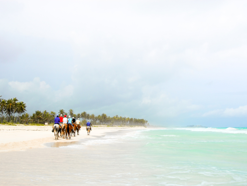 horseback riding dominican republic excursions