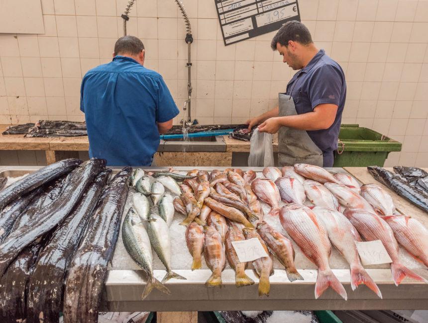 mercado dos lavradores madeira fish