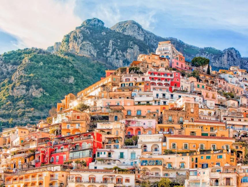 amalfi coast naples car hire