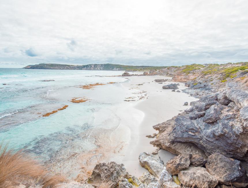 pennington bay kangaroo island beaches