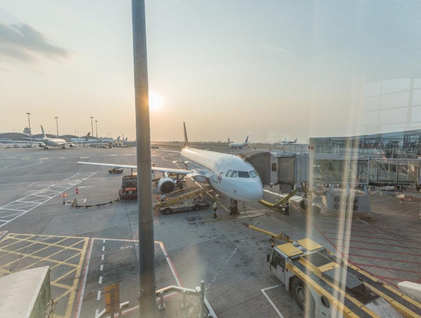 flight ticket hong kong