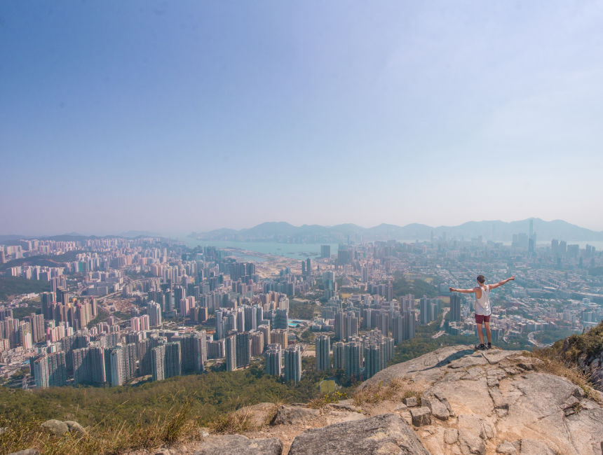 places to go in hong kong things to do