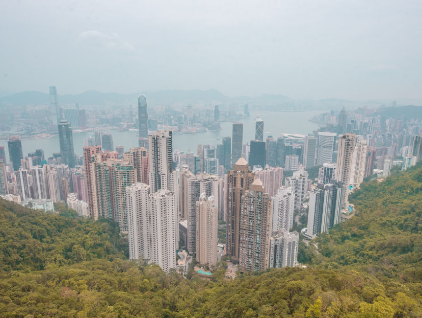 places to go in hong kong victoria peak