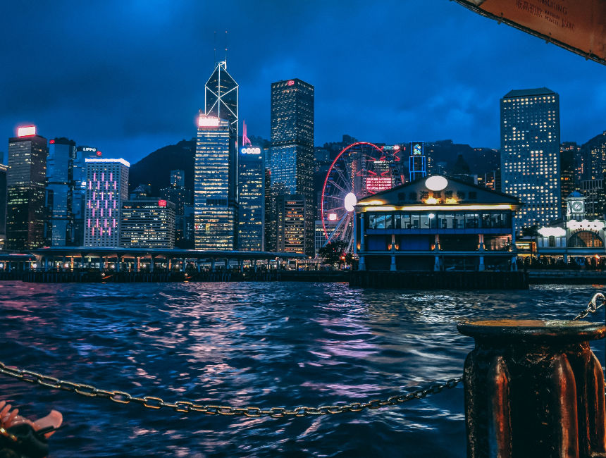 things to do in Hong kong Star Ferry
