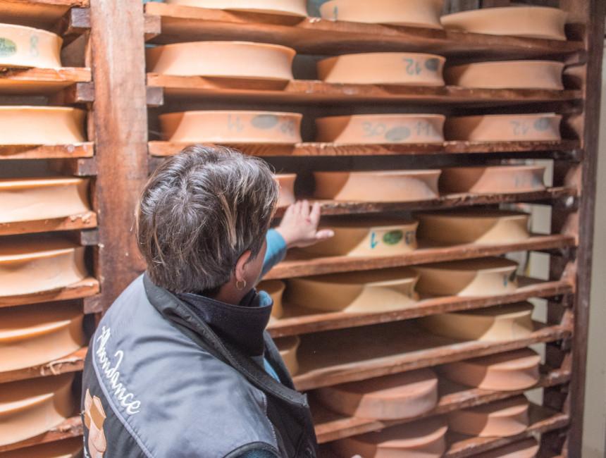 cheese farm abondance chatel portes du soleil