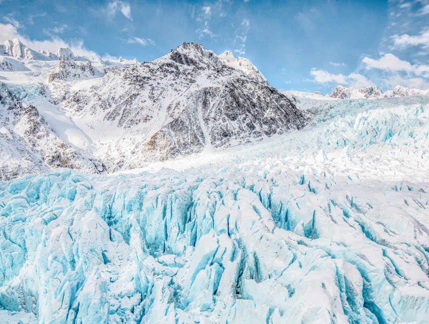 franz josef glacier things to see in new zealand