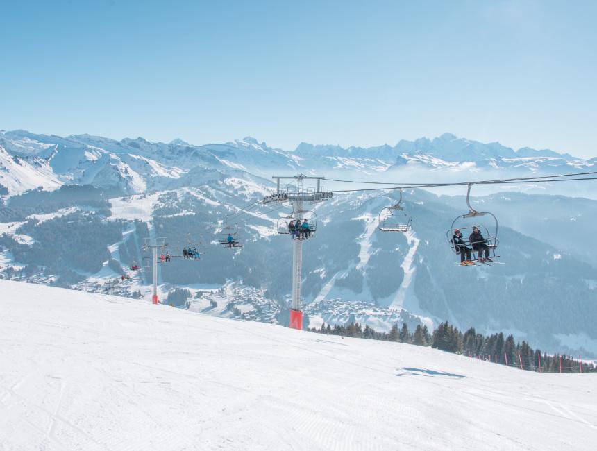 les portes du soleil ski pass