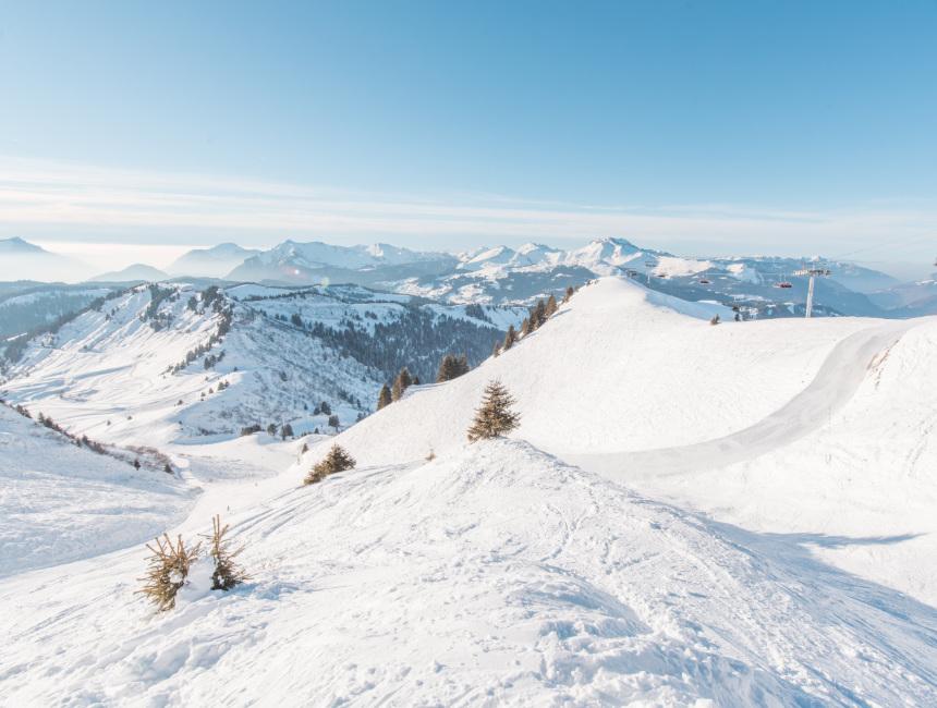 morzine ski area
