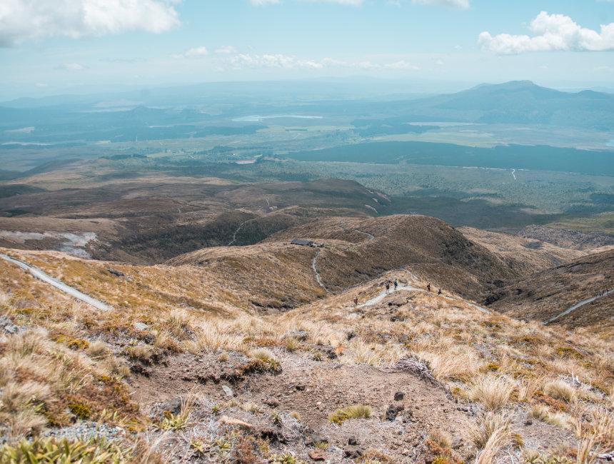 tongariro alpine crossing new zealand activities