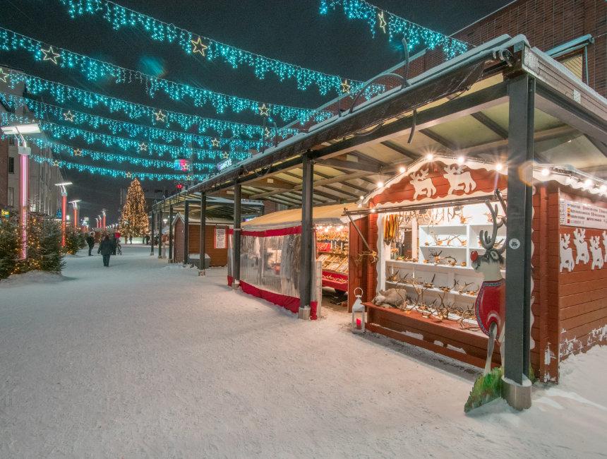 visit Santa Lapland Rovaniemi